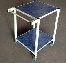 Лабораторная грузовая тележка ТПГ-2