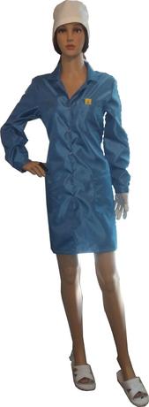 Антистатический халат DOKA-I003